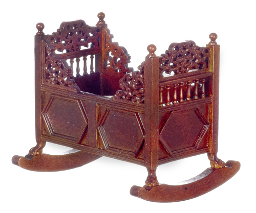 15th Century Rocking Cradle