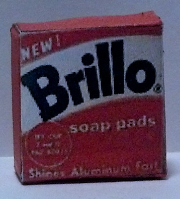 Box of Brillo Pads