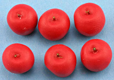 Red Apples Loose 6pc