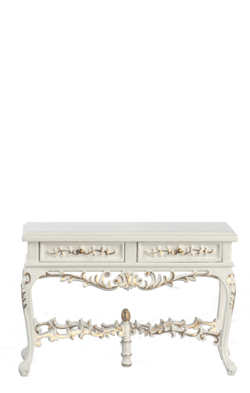Barrington Side Table - White