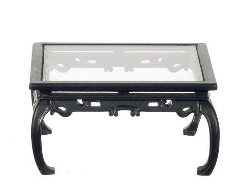 Chinese Coffee Table - Black