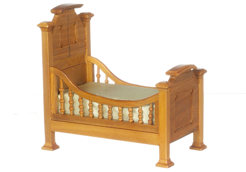 Victorian Youth Bed - Walnut