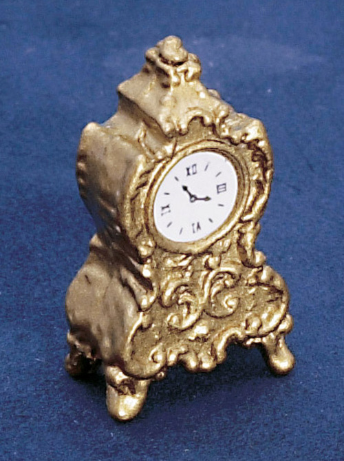 Brass Table or Mantle Clock