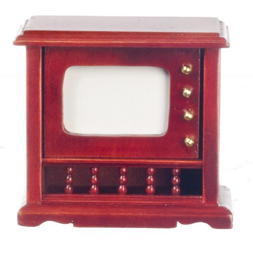 Dollhouse Miniatures Tv: Mary's Dollhouse Miniatures