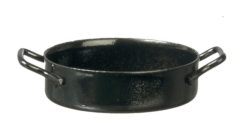 2 Handled Black Skillet