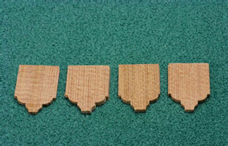 Cedar Classical Economy Shingles 500pc