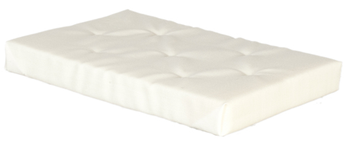 Double Bed Mattress - White