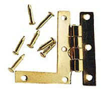 HL-Hinges 2pc w/ Nails