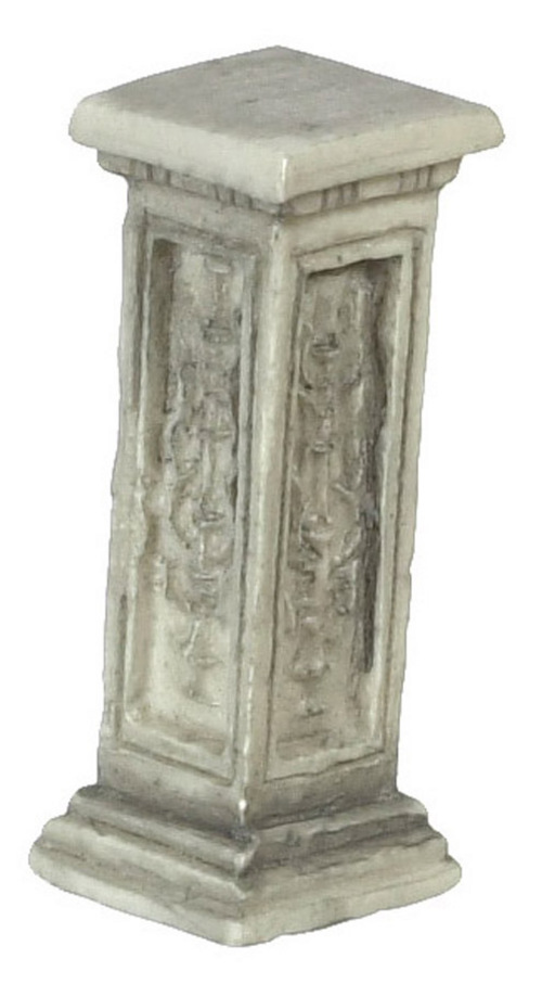 1/2in Scale Pedestal - Gray - 3pc