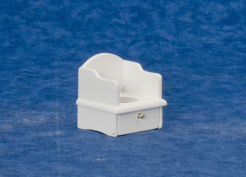 Potty Chair - White