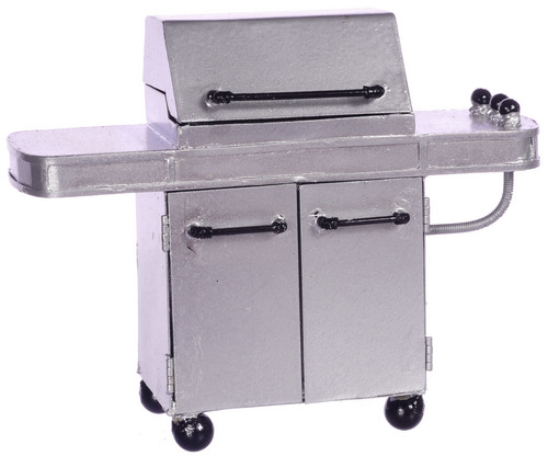 Barbecue Grill Stainless Steel