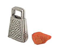 Cheese Wedge with Grater