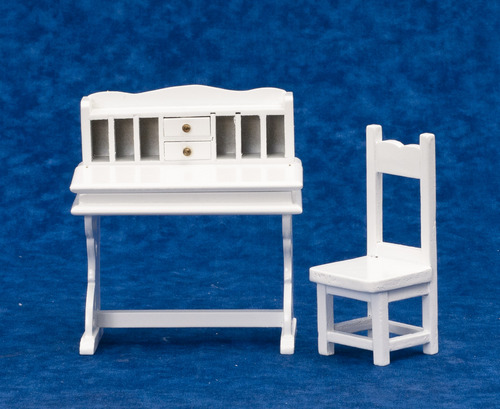 Writing Desk & Chair Set 2pc