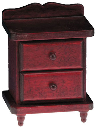 Night Stand - Mahogany