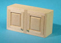 Kitchen Upper Cabinet Kit 2 Door 3in