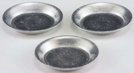 Aluminum Pie Pans 3pc