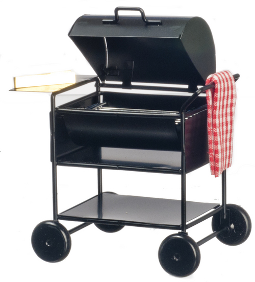 Barbecue Grill - Metal