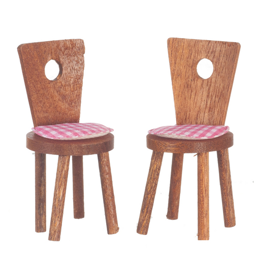 Cafe Chairs 2pc