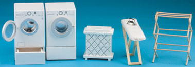 Laundry Room Furniture Set 5pc