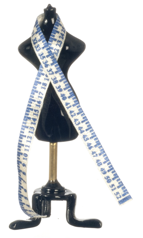 Dress Form w/ Measuring Tape