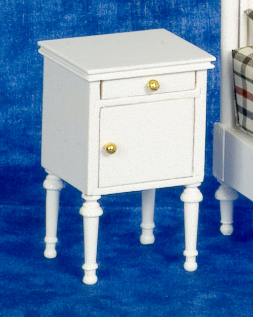 Night Stand - White